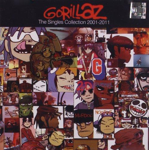 Gorillaz - The Singles Collection 2001-2011 By Gorillaz