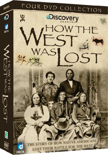 How The West Was Lost: 4 DVD Collection