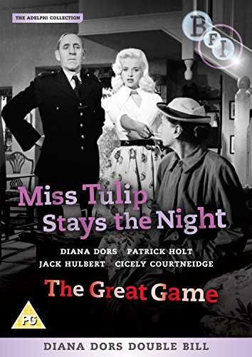 Miss Tulip Stays the Night/The Great Game