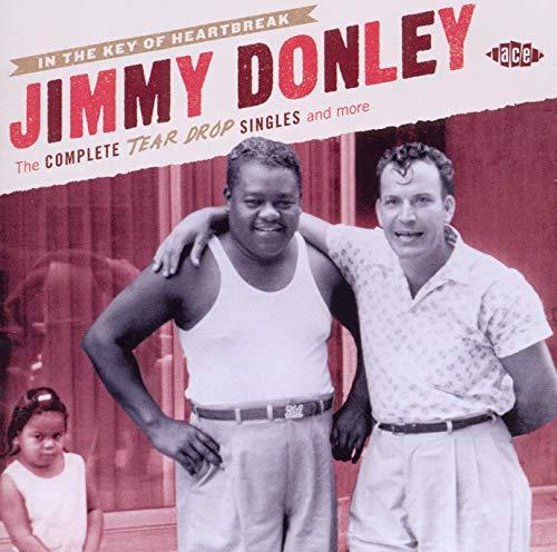 Jimmy Donley - In The Key Of Heartbreak
