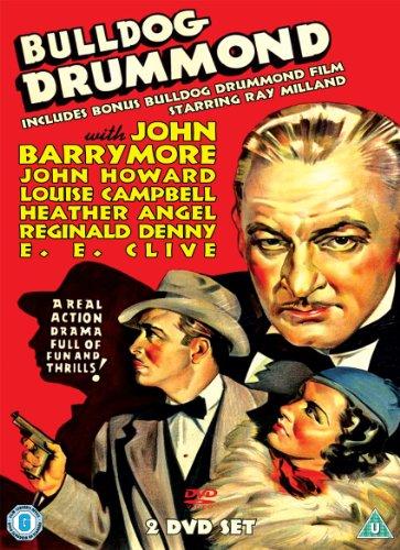 Bulldog Drummond 1935-1939