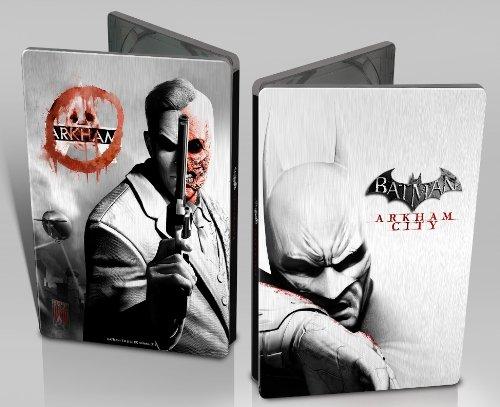 Batman Arkham City Steelbook Edition Game PS3