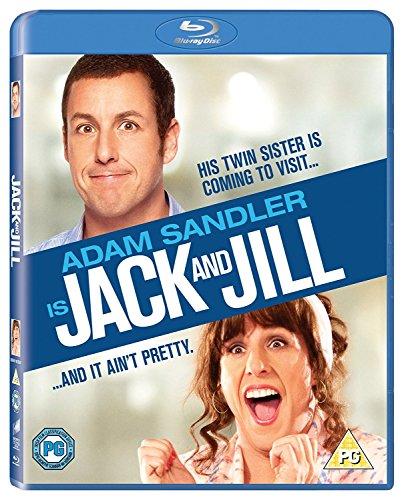 Jack and Jill (Blu-ray + UV Copy)