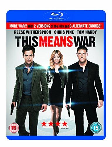 This Means War (Blu-ray + Digital Copy)