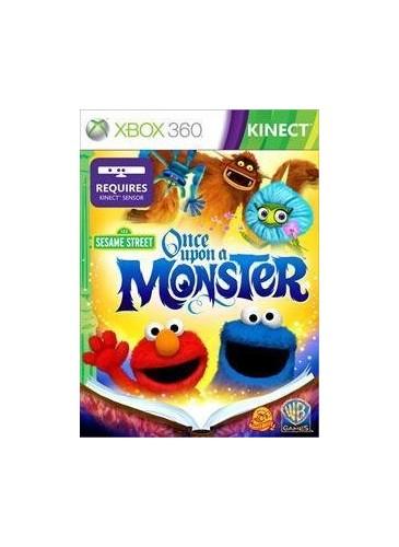 Sesame Street: Upon a Monster (Xbox 360)