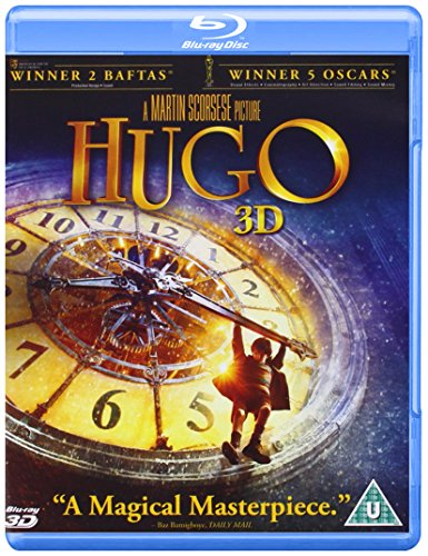 Hugo (Blu-ray 3D + Blu-ray) (2011)