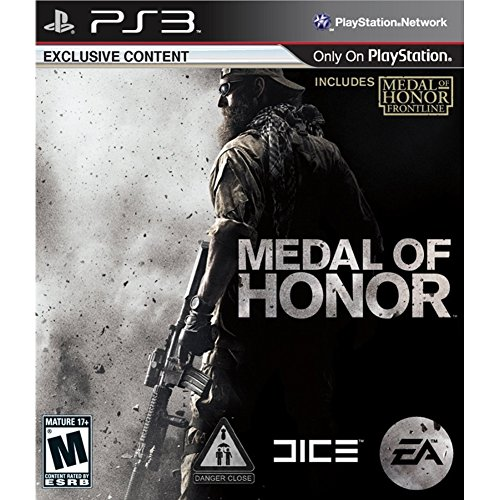 Medal Of Honor Game (Platinum) PS3