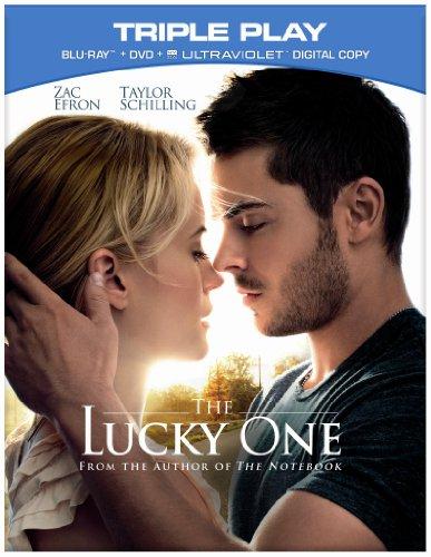 The Lucky One - Triple Play (Blu-ray + DVD + UV Copy)