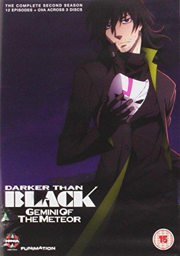 Darker Than Black - Gemini of The Meteor Season 2