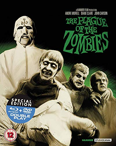 Plague of the Zombies (Blu-ray + DVD)