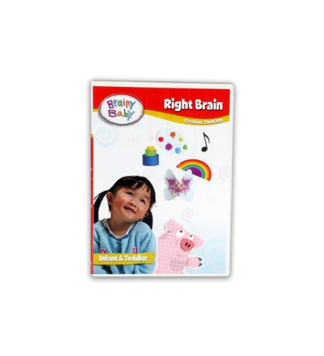 Brainy Baby Right Brain DVD