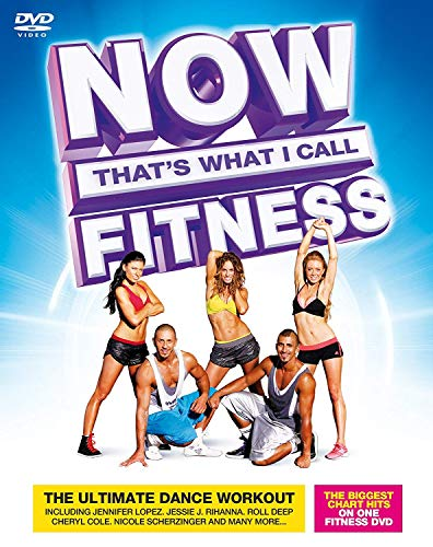 Various Artists - Now That's What I Call Fitness