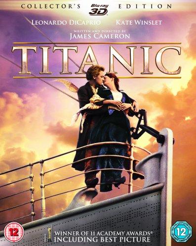 Titanic - Collector's Edition (Blu-ray 3D + Blu-ray)