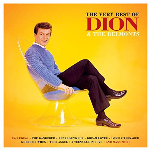 Dion & The Belmonts - The Very Best Of Dion & The Belmonts By Dion & The Belmonts