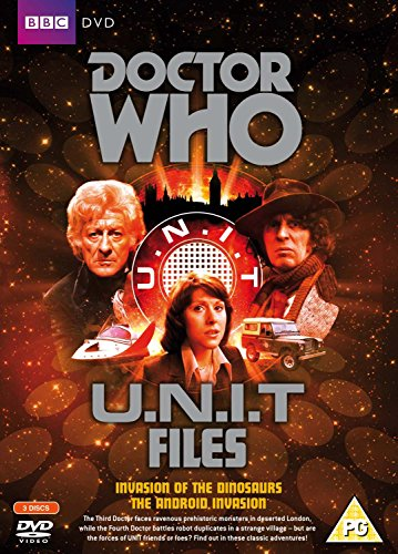 Doctor Who - U.N.I.T Files (Invasion of the Dinosaurs and the Android Invasion)