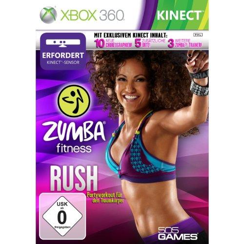 Zumba Fitness Rush (Kinect erforderlich)