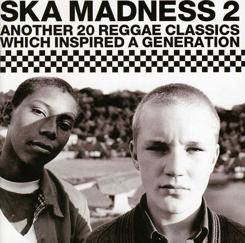 Various Artists - Ska Madness 2 By Various Artists