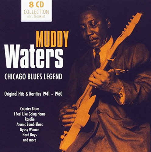 Muddy Waters - Chicago Blues Legend By Muddy Waters