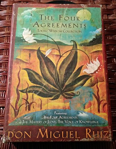 The Four Agreements Toltec Wisdom Collection: 3-Book Boxed Set By Don Miguel Ruiz, Jr.