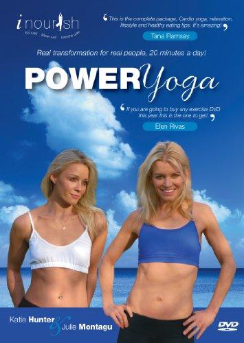 Inourish Power Yoga with Katie Hunter and Julie Montagu