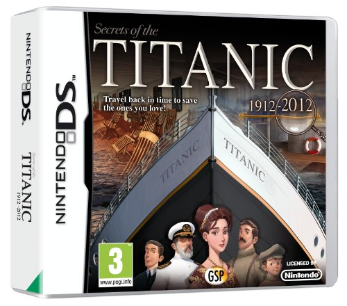 Secrets of the Titanic (Nintendo DS)