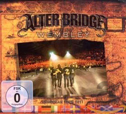 Alter Bridge - Live at Wembley - European Tour 2011 CD + 2DVD By Alter Bridge