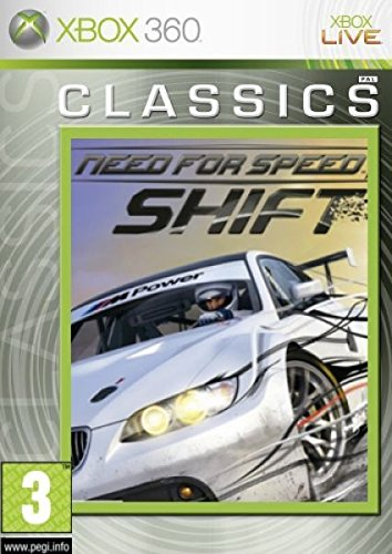 Need for Speed Shift Classics (Xbox 360)