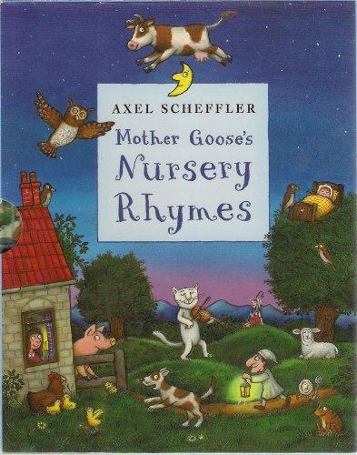 Mother Goose's Nursery Rhymes By Various
