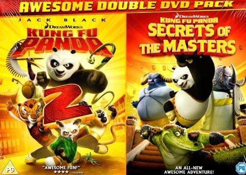 Kung Fu Panda 2 Kung Fu Panda Secrets Of Master Dvd Dvd Wuvg The Cheap Ebay