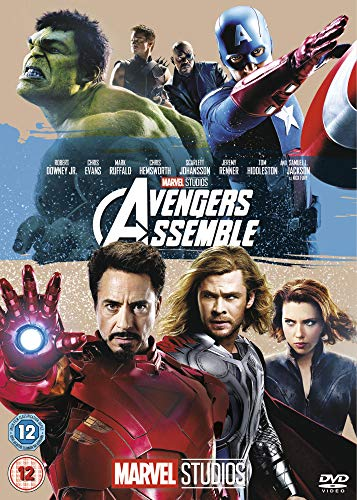 Avengers Assemble -(Cover may vary)