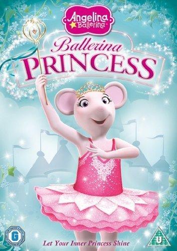 Angelina Ballerina - Ballerina Princess