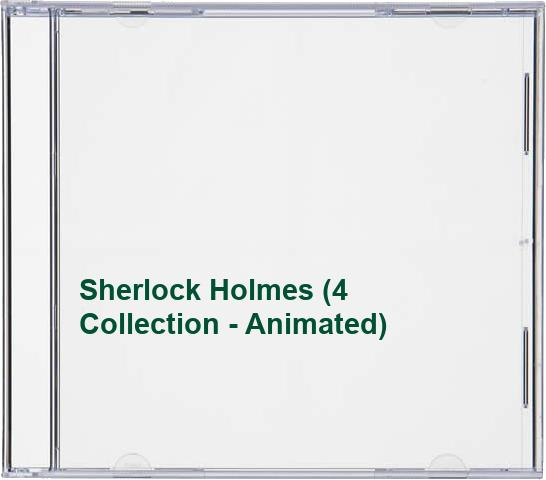 Sherlock Holmes (4 Collection - Animated)