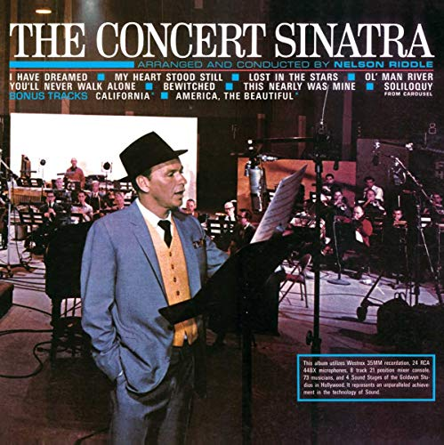 Frank Sinatra - The Concert Sinatra: Expanded Edition By Frank Sinatra