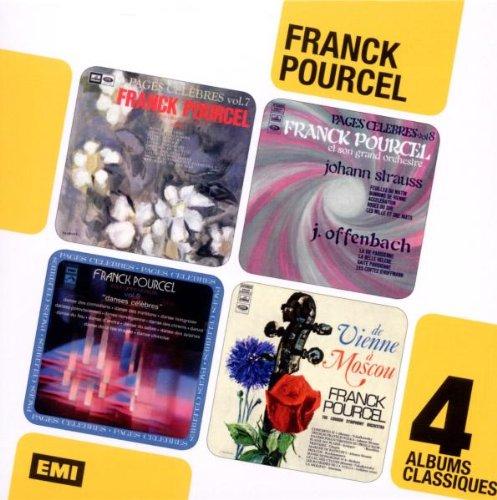 Pourcel, Franck - 4 Original Albums Vol.2