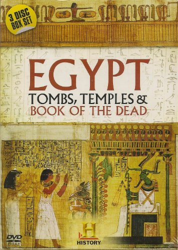Egypt: Tombs, Temples & Book Of The Dead