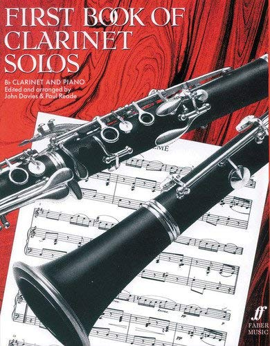 First Book Of Clarinet Solos By John Davies