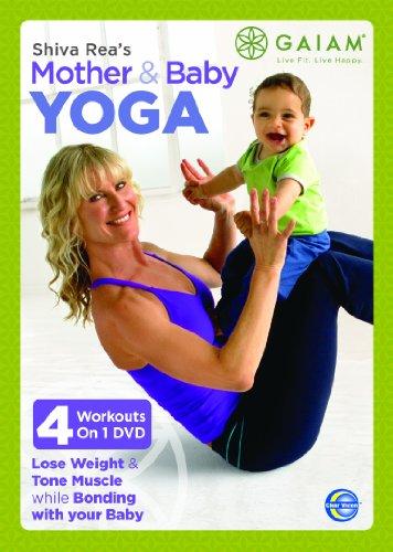 Gaiam - Shiva Rea - Mother & Baby Yoga