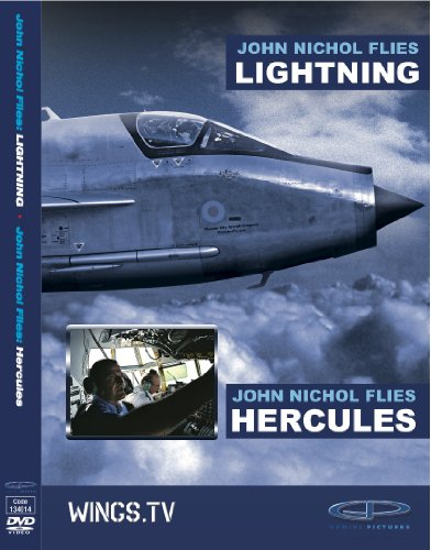 John Nichol Flies: LIGHTNING and HERCULES