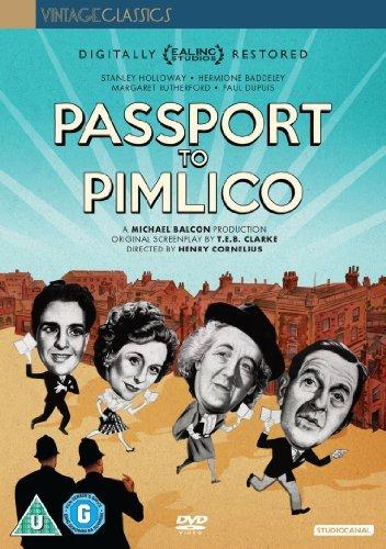 Passport to Pimlico