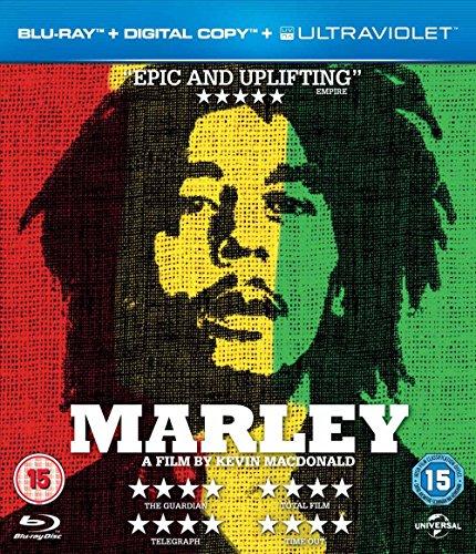 Marley (Blu-ray + Digital Copy + UV Copy)