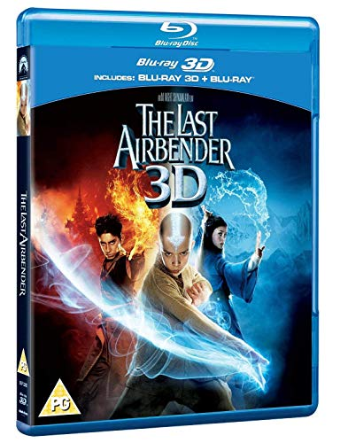 The Last Airbender (Blu-ray 3D - Amazon.co.uk Exclusive)
