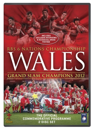 Wales Grand Slam 2012 – RBS 6 Nations Review