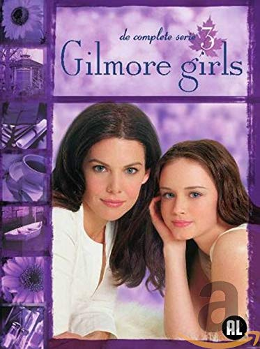 GILMORE GIRLS - Series 3 (2002) (import)