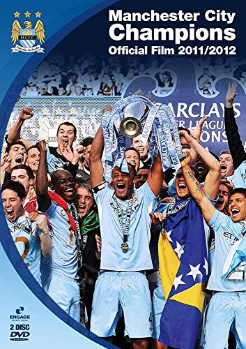 Manchester City Champions - The Official Film 2011/2012