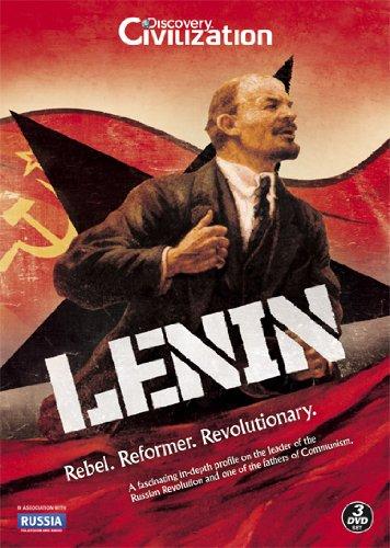 Lenin-Rebel-Reformer-Revolutionary-Discovery-Channel-3-Disc-CD-2AVG
