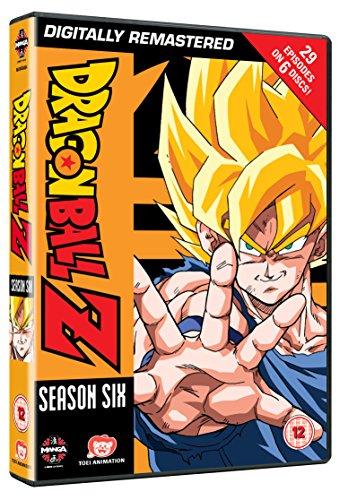 Dragonball Z Season 6