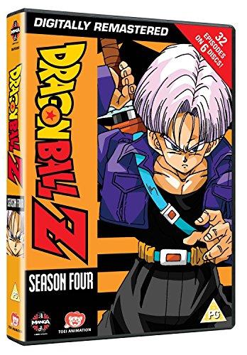 Dragon Ball Z Season 4