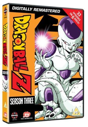 Dragon Ball Z Season 3