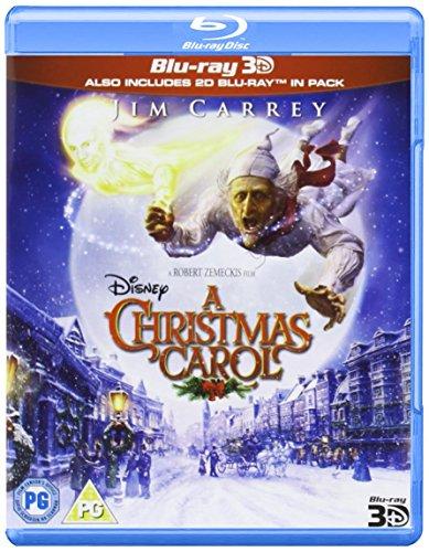 A Christmas Carol (Blu-ray 3D)