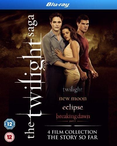 The Twilight Saga Quad Pack